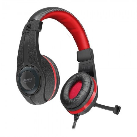 Casque gaming -  PC/PS5/PS4/Xbox SeriesX/S/Switch - LEGATOS - SL-450302-BK