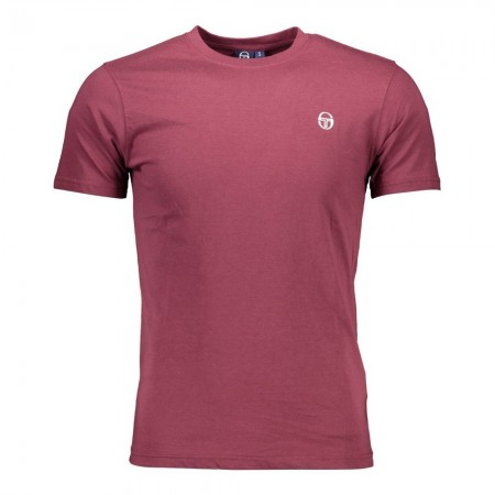 T-shirt manches courtes - Rosso - 103_10007_0006_BORD