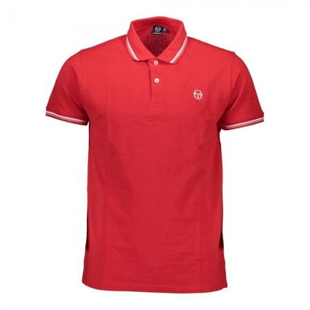 Polo manches courtes - Rosso - 103_20022_004_REDWH
