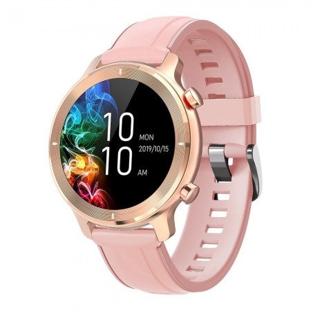 Montre - Or Rose - Rose - Unisexe - TS1014-002