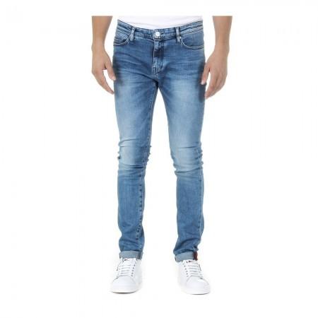 Jeans pour homme L34 - Bleu - THOMAS 80467