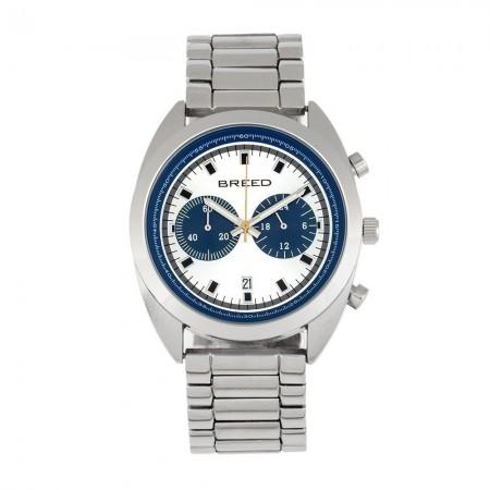 Montre chronographe - Racer - Silver/Silver - BRD8502