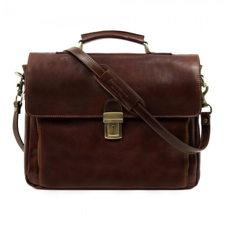 Sac avec rangement / Malette - Time Resistance - In Cold Blood - 5208601__Brown