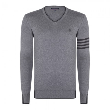 Pullover - FELIX HARDY - Antracite - FE515200
