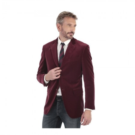 Blazer Chrom Bordeaux