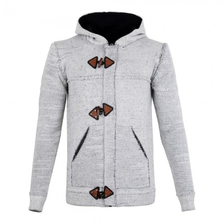 Pull Ablanche 137486 - Gris