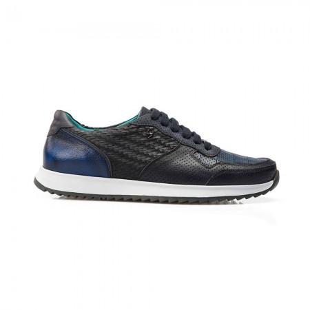 Chaussures Low Top Runner Roger - Dark Blue