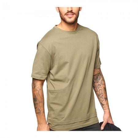 Tee-shirt MC homme MODERN khaki