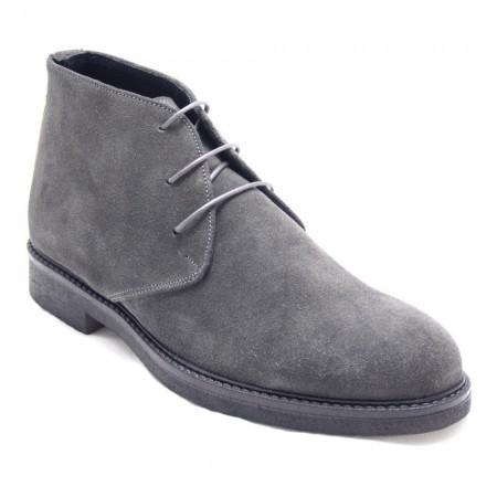 Chukka Boots Matese Camoscio Grigio - Gris