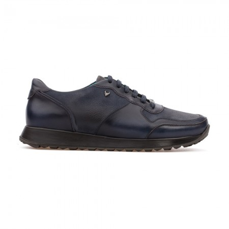 Chaussures Low Top Runner Andre - Dark Blue