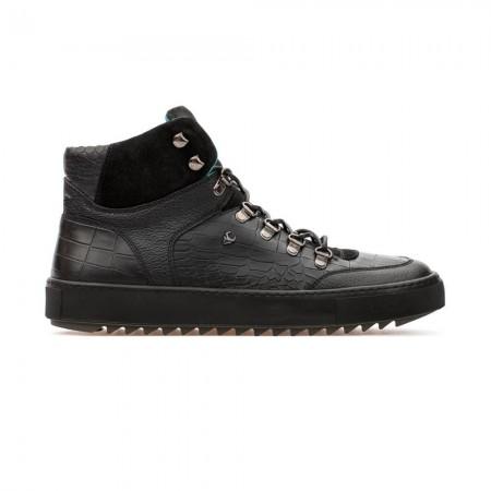 Chaussures Hiking Boot Barron - Black
