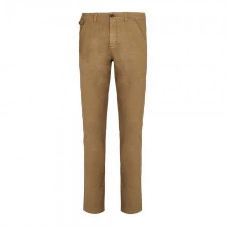 Pantalon chino - Camicissima - Marron Clair - 712619