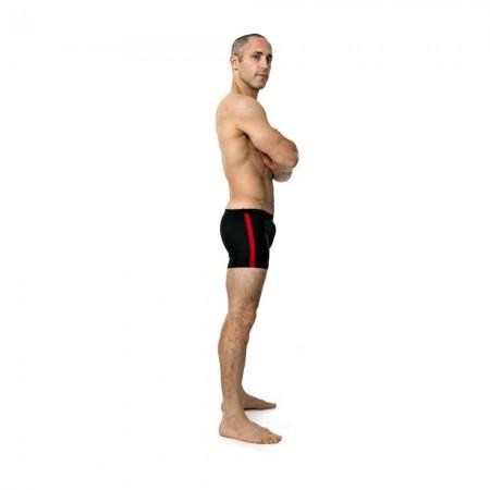 Boxer de bain Cardoman Rouge