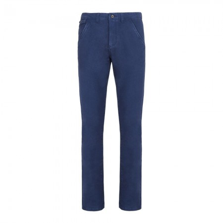 Pantalon chino - Camicissima - Bleu Marine - 261806