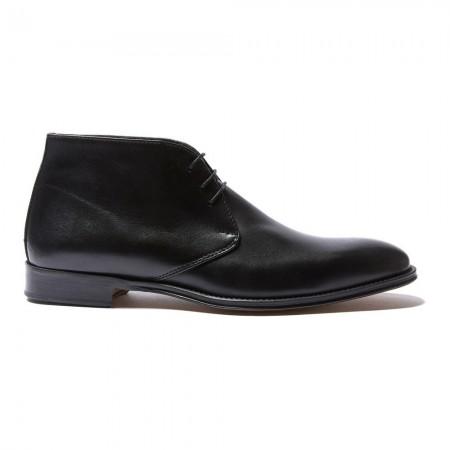 Chukka Boots - British Passport - Noir - BP5125