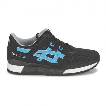 Sneakers Asics - Gel Lyte III - Noir / Bleu - H6B1Y-9039