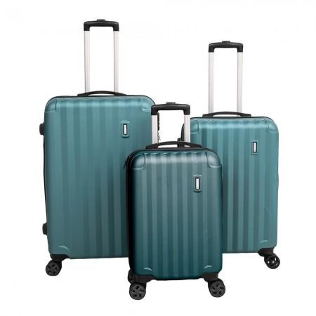 Set 3 valises - Green - 20193/3