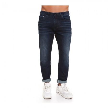 Jeans Slim Straight - Type C - Indigo