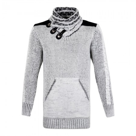 Pull Ablanche 137082 - Gris