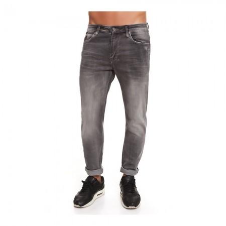 Jeans Slim Straight - Type C - Stone