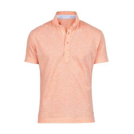 Polo Manches Courtes - Scott - Orange