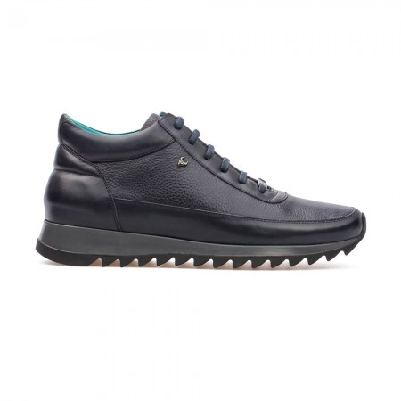 Chaussures High Top Runner Rafael - Dark Blue