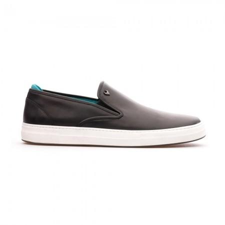 Chaussures Slip On Aiden - Black