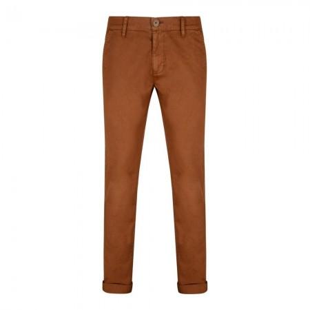 Pantalon Chino - Chento - Tobacco