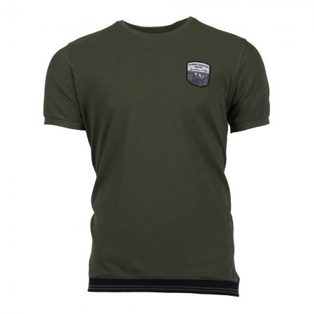 T-shirt à col rond - AR-MA - Khaki - 7506