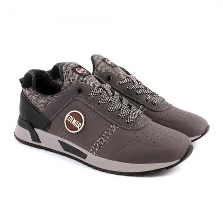 Chaussures homme TRAVIS EVOLUTION TWEED dk gray