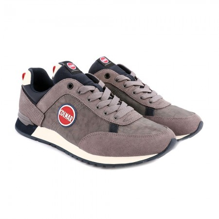 Chaussures homme TRAVIS COLORS gray/navy