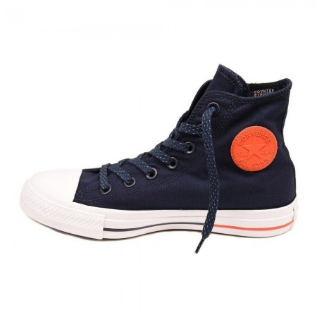 Sneakers Converse All Star - Obsidian / Blanc / Signal Rouge - T7317352
