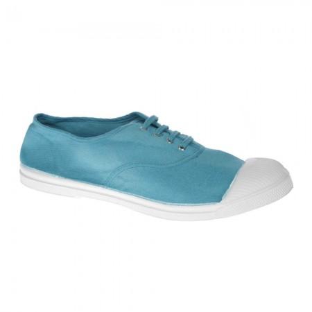 Tennis Lacet Homme - 531 Bleu Curacao - H15004C159