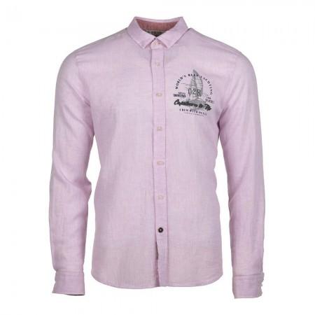 Chemise - AR-MA - Pink - 1096