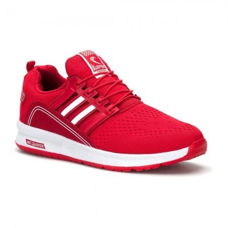 Sneakers - Dark Seer - Red - MRC1714KRMX
