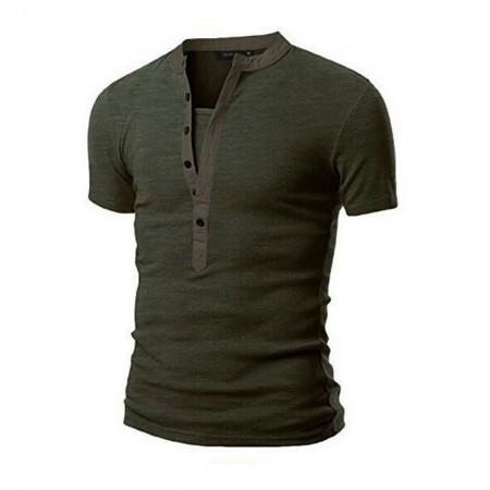 T-Shirt - Dark Green - CESH023