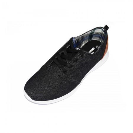 Chaussures Homme Zapatilla Soft Black