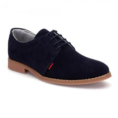 Sneakers - Dark Seer - Navy Blue - 444X01SLCTX