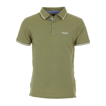 Carrera Jeans RR2 - Polo Homme vert