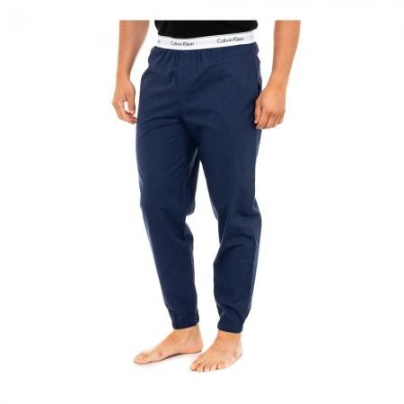 Bas De Pyjama - Bleu Marine - NM1524E-4BL