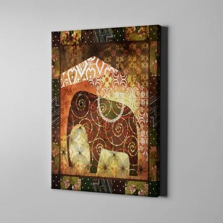 Tableau décoratif - Multicolor - 30X40 cm - KNV (29)