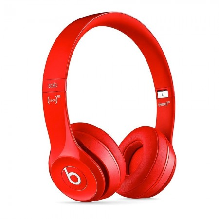 Beats SOLO 2 - Casque reconditionné rouge - Grade A